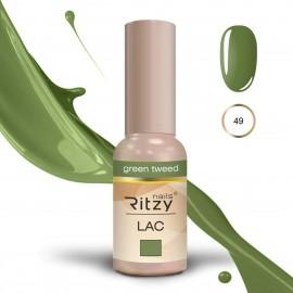 """Ritzy gelinis lakas """"Green tweed"""" 9ml"""