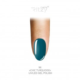 "Ritzy gelinis lakas ""Chick turquoise "" 9ml"