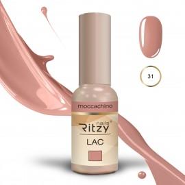 "Ritzy gelinis lakas ""Moccachino "" 9ml"
