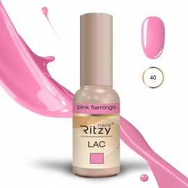 "Ritzy gelinis lakas "" Pink flamingo "" 9ml"
