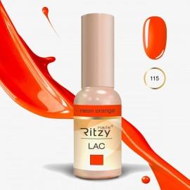 "Ritzy gelinis lakas "" Neon orange "" 9ml"