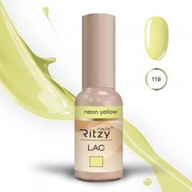 "Ritzy gelinis lakas ""Neon yellow"" 9ml"