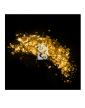 Auksiniai folijos gabaliukai 0,25g