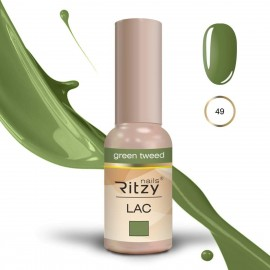 "Ritzy gelinis lakas ""Green tweed"" 9ml"