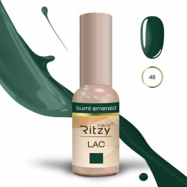 "Ritzy gelinis lakas ""Burnt emerald "" 9ml"