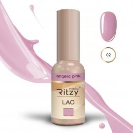 "Ritzy gelinis lakas ""Angelic pink "" 9ml"