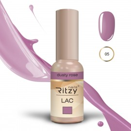 "Ritzy gelinis lakas ""Dusty rose "" 9ml"
