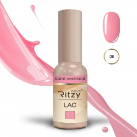"Ritzy gelinis lakas ""Coral necklace "" 9ml"