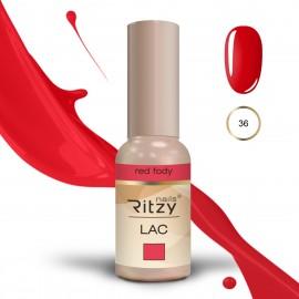 "Ritzy gelinis lakas "" Red fody"" 9ml"
