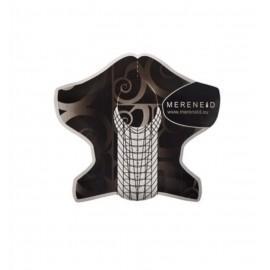 Mereneid-sari popierinės formelės 100vnt