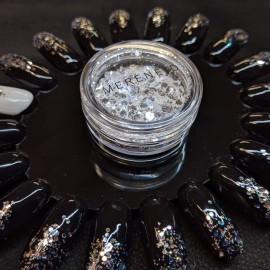 Mereneid-sari crystal blizgučiai
